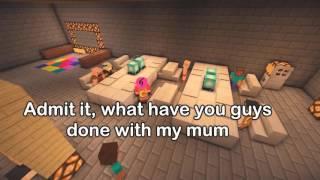 Если бы Мать Херобрина убили   Minecraft Machinima Сериал Minecraft Русский Дубляж