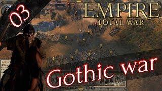 【RTS】 #3 Total War: Attila ゴート戦争 キャンペーン 【実況】
