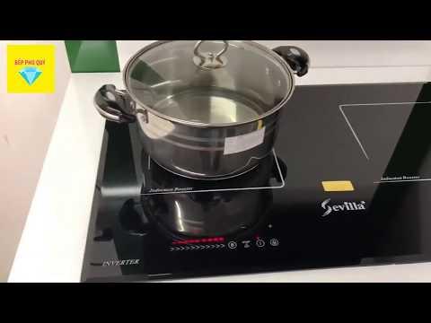 (Sevilla) Review bếp điện từ cao cấp Sevilla SV-83II