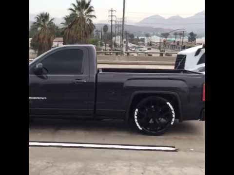 2016 gmc sierra single cab youtube. Black Bedroom Furniture Sets. Home Design Ideas