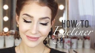 HOW TO: EYELINER | BELLA