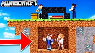 VITO I BELLA NA HELU W MINECRAFT BED WARS!