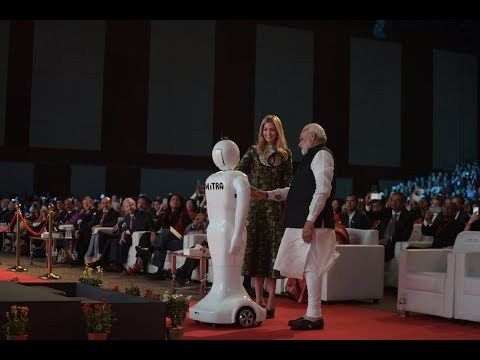 PM Modi launches Global Entrepreneurship Summit 2017 in Hyderabad, Telangana