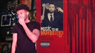 Eminem - MUSIC TO BE MURDERED BY ALBUM REVIEW