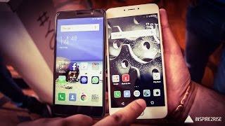 YU Yunicorn vs Xiaomi Redmi Note 3 comparison review