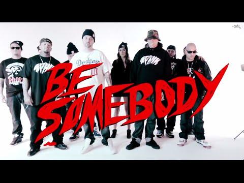 Evil Ebenezer - Be Somebody ft. Snak The Ripper (Official Video)