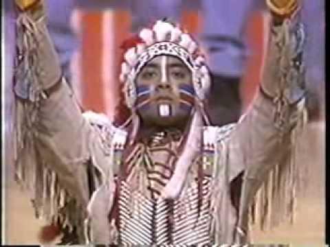 Chief  Illiniwek 1993