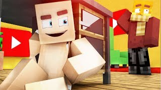 VERSTECKEN im YOUTUBE HAUS | Minecraft Hide and Seek