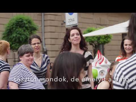 Ivócsap flashmob - CSÍKSZERDA kórus