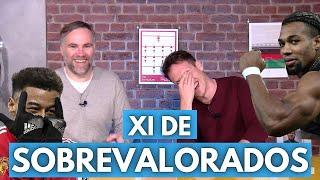XI DE SOBREVALORADOS EN PREMIER LEAGUE
