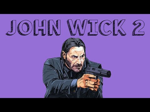 JOHN WICK 2: The Influence of Silent Cinema