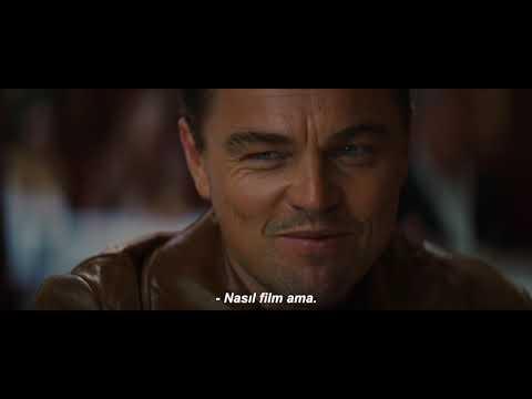 Bir Zamanlar Hollywood'da / Once Upon A Time In Hollywood ŞİMDİ Sinemalarda