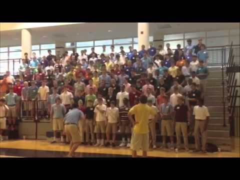 Georgetown Prep Welcomes Class of 2016