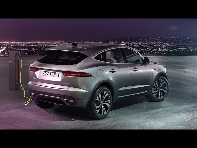 Jaguar E-Pace po liftingu