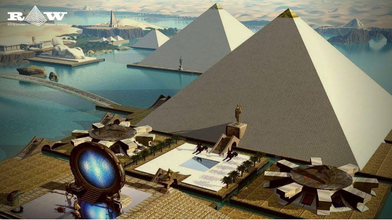 Le Véritable Mystère Des Pyramides a Enfin Été Percé Maxresdefault