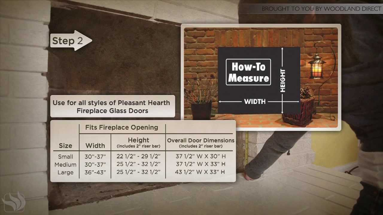 before you buy a residential retreat fireplace glass door youtube