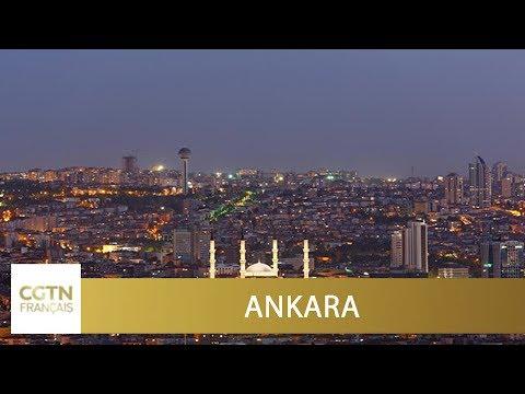 Une marche nationale à Ankara