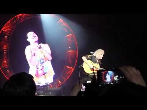 Brian May - Love Of My Life Stuttgart, Germany 13.02.2015