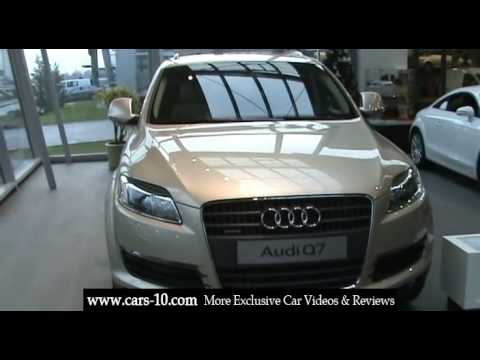 2009 Audi Q7 Exterior Review Video