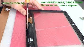 Ремонт на Asus VivoBook S200e Смяна на тъч в сервиза на Screen.bg