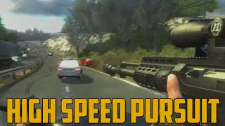 HIGH SPEED PURSUIT (Tactical Intervention)