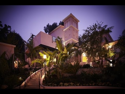 Hotel Bel Air Los Angeles   Hotel with Clasic Style Design and Beautiful Landscaspe