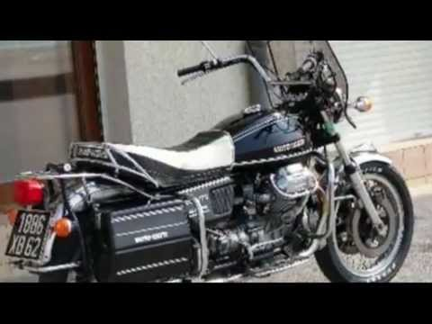 moto guzzi california ii youtube. Black Bedroom Furniture Sets. Home Design Ideas