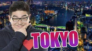 TOKYO ! - LE RIRE JAUNE
