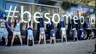 College Tour: The University of California, Davis. #besomebody.