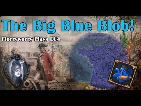 EU4: Florryworry Big Blue Blob Speedrun – Highlights