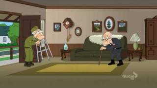 Family Guy - German Guy Herbert vs Franz