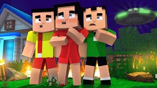 Minecraft: MÔNICA TOY - O DISCO VOADOR ! #10 (MINECRAFT MACHINIMA)