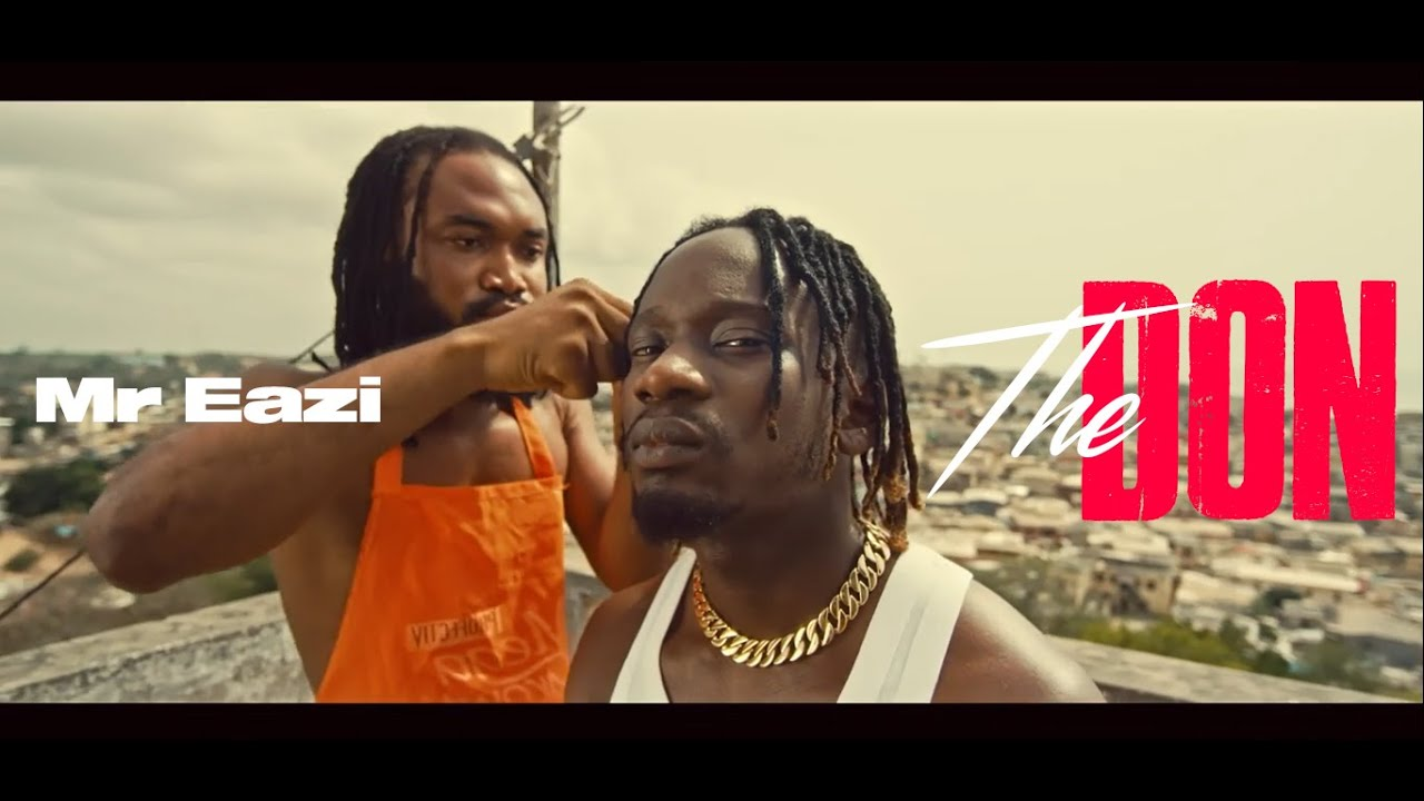 Mr Eazi - The Don (Short Film)