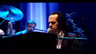 "Nick Cave & The Bad Seeds, ""Love Letter"", Chicago Theatre, Chicago, 2013"