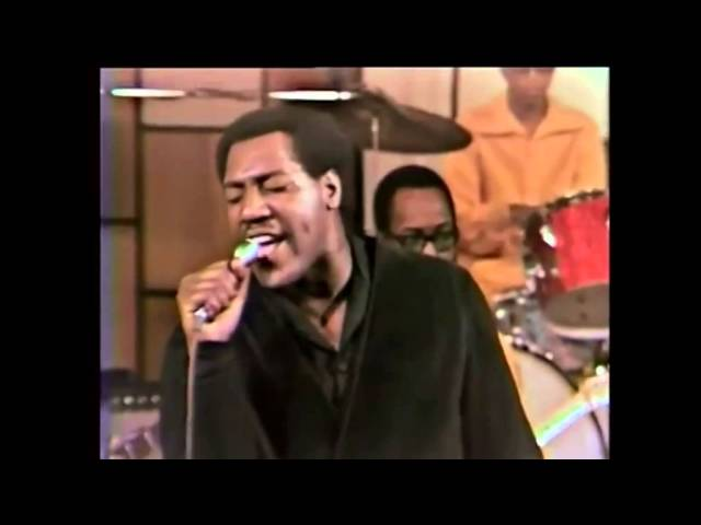 Otis Redding Try A Little Tenderness TV LIVE