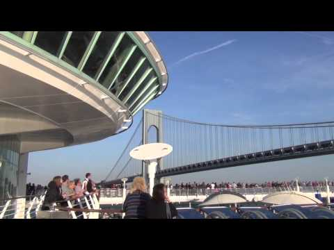 Cruising out of Bayonne NJ ( Royal Caribbean)