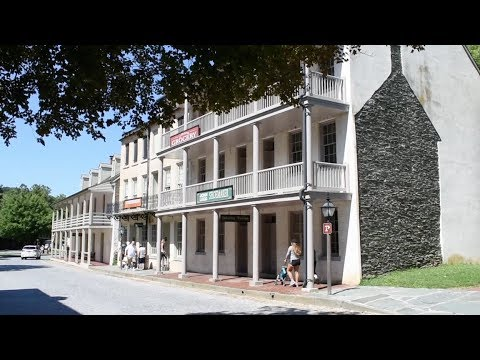 Harpers Ferry National Historical Park, West Virginia - Full Tour HD (2017)