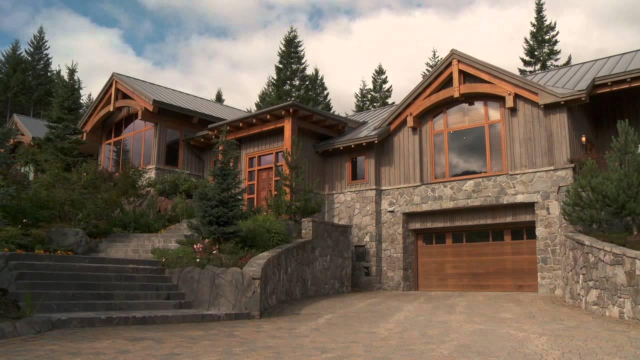 Whistler dream homes stonebridge playground youtube for Custom dream homes