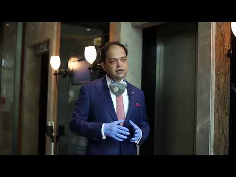 Through The Lens : JW Marriott New Delhi Aerocity With Nitesh Gandhi, General Manager