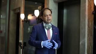 Through the lens : JW Marriott New Delhi Aerocity with Nitesh Gandhi, General Manager