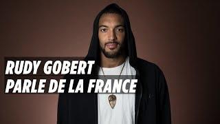 Rudy Gobert : «La France est très bien vue aux Etats-Unis»