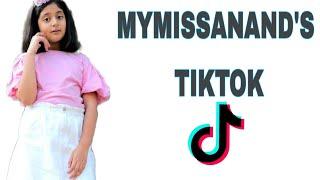 Download Mymissanand's cute tiktok . Dustu's creation .