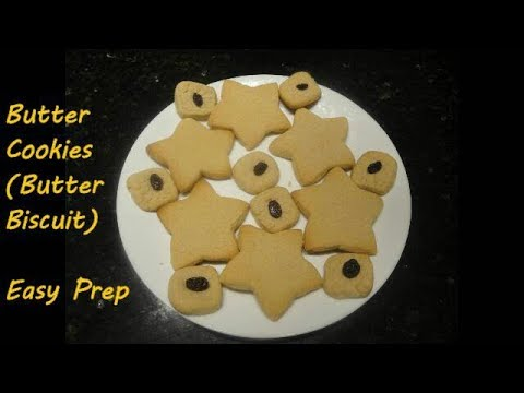 Butter Cookies | Butter Biscuit | Eggless Butter Cookies in tamil with english subs