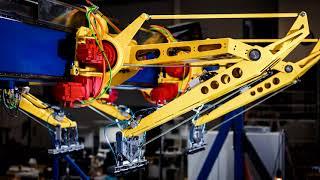 Handhabungslösung mit SCARA-Robotern | RTT - Robotertechnik-Transfer  | SEW-EURODRIVE