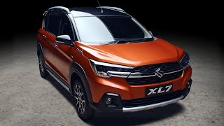 All-New SUZUKI XL7 - Budget 7 Seater SUV! Interior, Exterior, Features, Specifications, Safety
