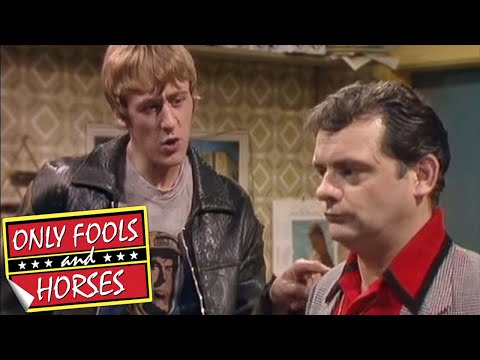 Dignified in Defeat? Del Boy and Rodney argue - Only Fools and Horses - BBC
