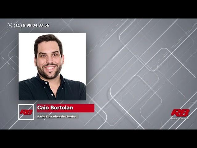 Caio Bortolan da Educadora fala sobre suposta 'indústria da multa', em Limeira