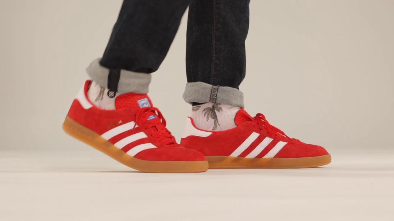 adidas Originals GAZELLE INDOOR EE5731 | Sneaker CAGE
