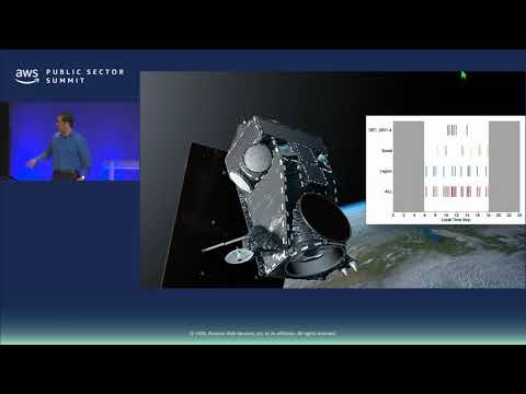 Real-Time Machine Learning on Satellite Imagery: How DigitalGlobe Uses Amazon SageMaker