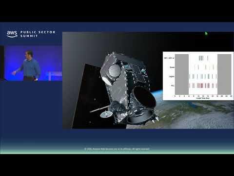Real-Time Machine Learning on Satellite Imagery: How DigitalGlobe Uses Amazon SageMaker